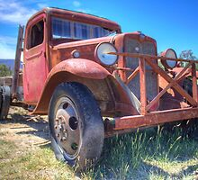 Red n Rusty by raytookthis