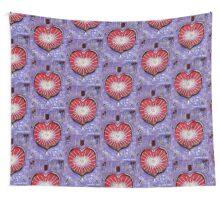 ENLIGHTENED HEARTS Wall Tapestry