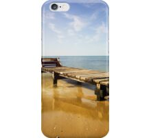 Shelley Beach, Rosebud iPhone Case/Skin