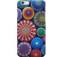 Mandala Stone Collection #3 iPhone Case/Skin