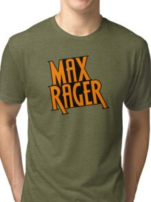 Max Rager (Stacked) - iZombie Tri-blend T-Shirt