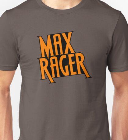 Max Rager (Stacked) - iZombie Unisex T-Shirt