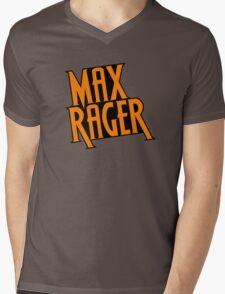 Max Rager (Stacked) - iZombie Mens V-Neck T-Shirt
