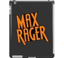 Max Rager (Stacked) - iZombie iPad Case/Skin