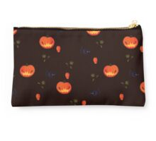 Halloween Pattern  Studio Pouch