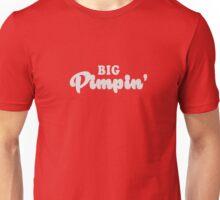 This shirt is P-I-M-P Pimp Unisex T-Shirt