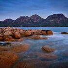 Freycinet, Tasmania by Emma  Gilette