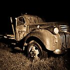 Grandpa&#x27;s Old Chevy by Emma  Gilette