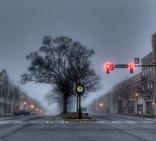 Foggy Sunday by J. Day