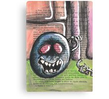 Ball and Chain Canvas Print