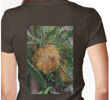 Banksia nivea  - Dunsborough Womens Fitted T-Shirt