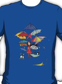 Rain in NYC T-Shirt