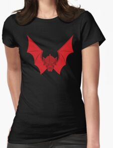 Beware The Horde Womens Fitted T-Shirt
