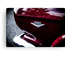 1964.5 Ford Mustang (VII) Canvas Print