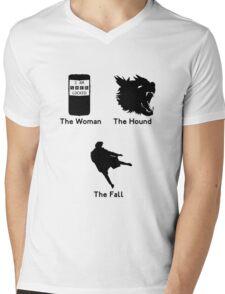 Sherlock Series 2 Mens V-Neck T-Shirt