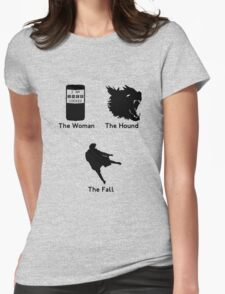 Sherlock Series 2 Womens Fitted T-Shirt