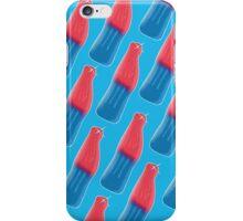 Fizzy Blue Bottles iPhone Case/Skin