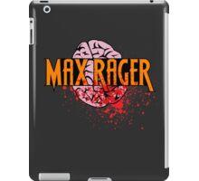 Max Rager Brains - iZombie iPad Case/Skin