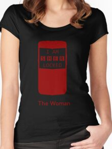 A Scandal in Belgravia Women's Fitted Scoop T-Shirt