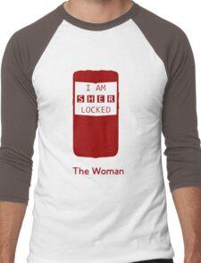 A Scandal in Belgravia Men's Baseball ¾ T-Shirt