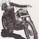 Motorcycle Mama by Michael McKellip