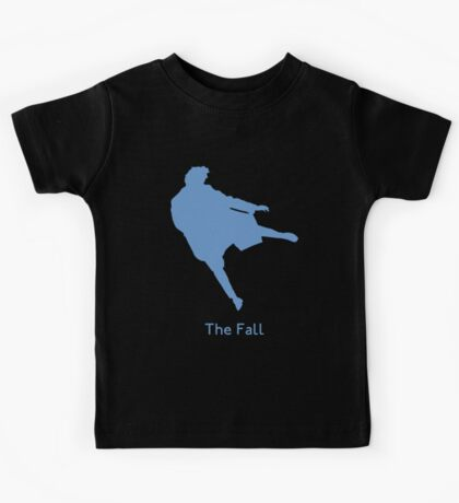 The Reichenbach Fall Kids Tee
