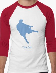 The Reichenbach Fall Men's Baseball ¾ T-Shirt