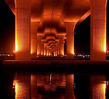 Under the Bridge by Stacy Reckard