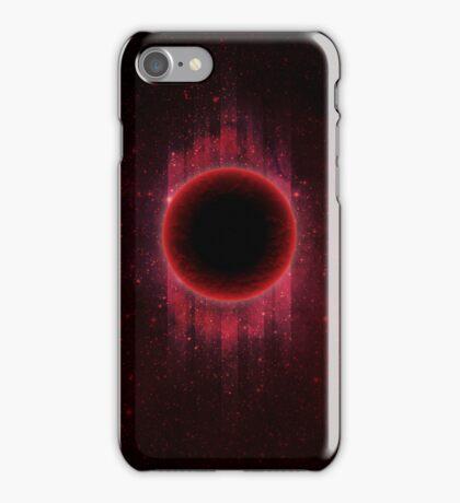 Empty Eclipse iPhone Case/Skin