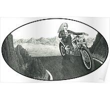 Motorcycle Mama II Poster