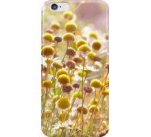 Wildflowers iphone case iPhone Case/Skin