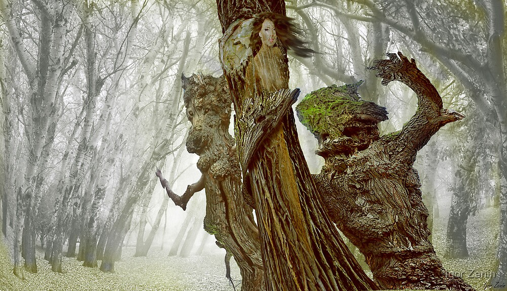 The Guardians by Igor Zenin