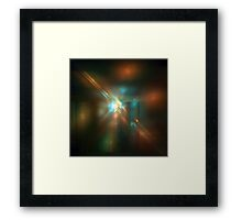 Shades of Being Framed Print