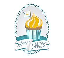 keep smiling Photographic Print