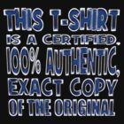 Original T-Shirt by Ra12