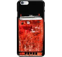 "Old ""Slider"" Coca-Cola Machine iPhone Case/Skin"