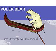 Poler Bear 2 Photographic Print
