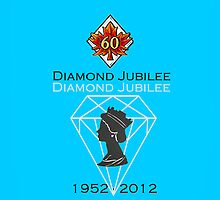Diamond Jubilee - iPhone Case   by CMCarter
