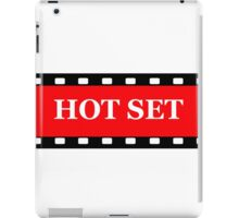 Hot Set iPad Case/Skin