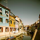 Burano VI by Louise Fahy