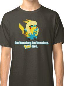 Pokeface Classic T-Shirt