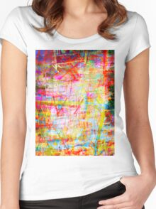 the city 39 Women's Fitted Scoop T-Shirt