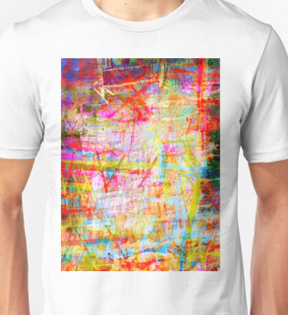the city 39 Unisex T-Shirt