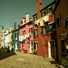 Burano X by Louise Fahy