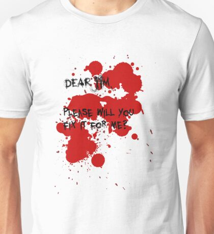 Dear Jim... Unisex T-Shirt