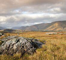 Maam Valley Connemara Galway Ireland. by MickBourke