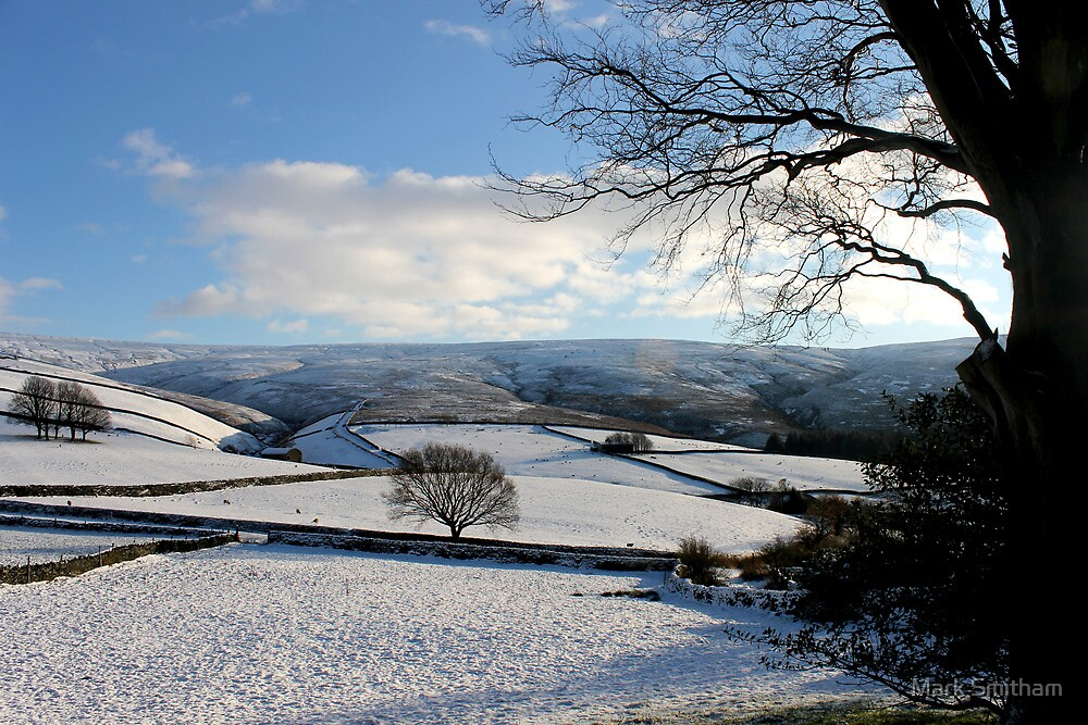It's Cold in them thar hills! by Mark Smitham
