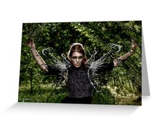 Angel of the Night Greeting Card