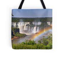 Iguassu Falls - First View Tote Bag