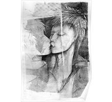 Portrait Study 4. Poster